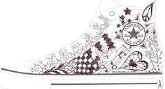 dulu aku nak keje design kasut..pastu petai pnggil keje kat apo...terpaksa la i follow!!!!