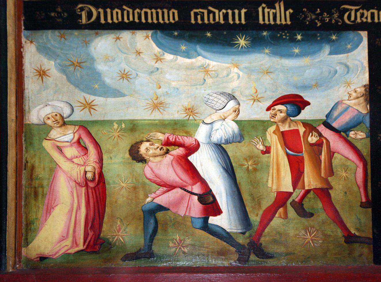 Agréable Les Etoiles Tombent Du Ciel #8: Les Etoiles Tombent Du Ciel. Et Les Bêtes Sont Sans Manger