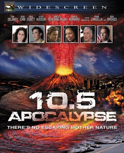 10.5: Apocalypse (2006) / DVDRip / MKV / 350 MB