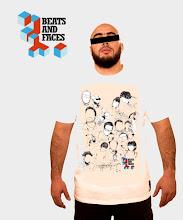 Beats&Faces Tee shirt