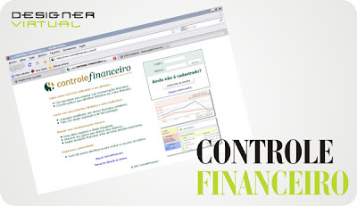 Controle Financeiro online