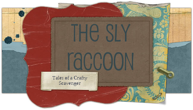 The Sly Raccoon
