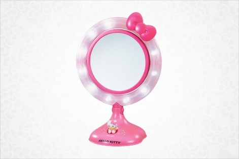 Hello Kitty Lighted Make-Up