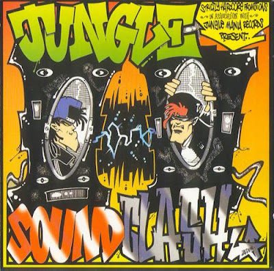 VA - Jungle Sound Clash Volume 1 (1994)