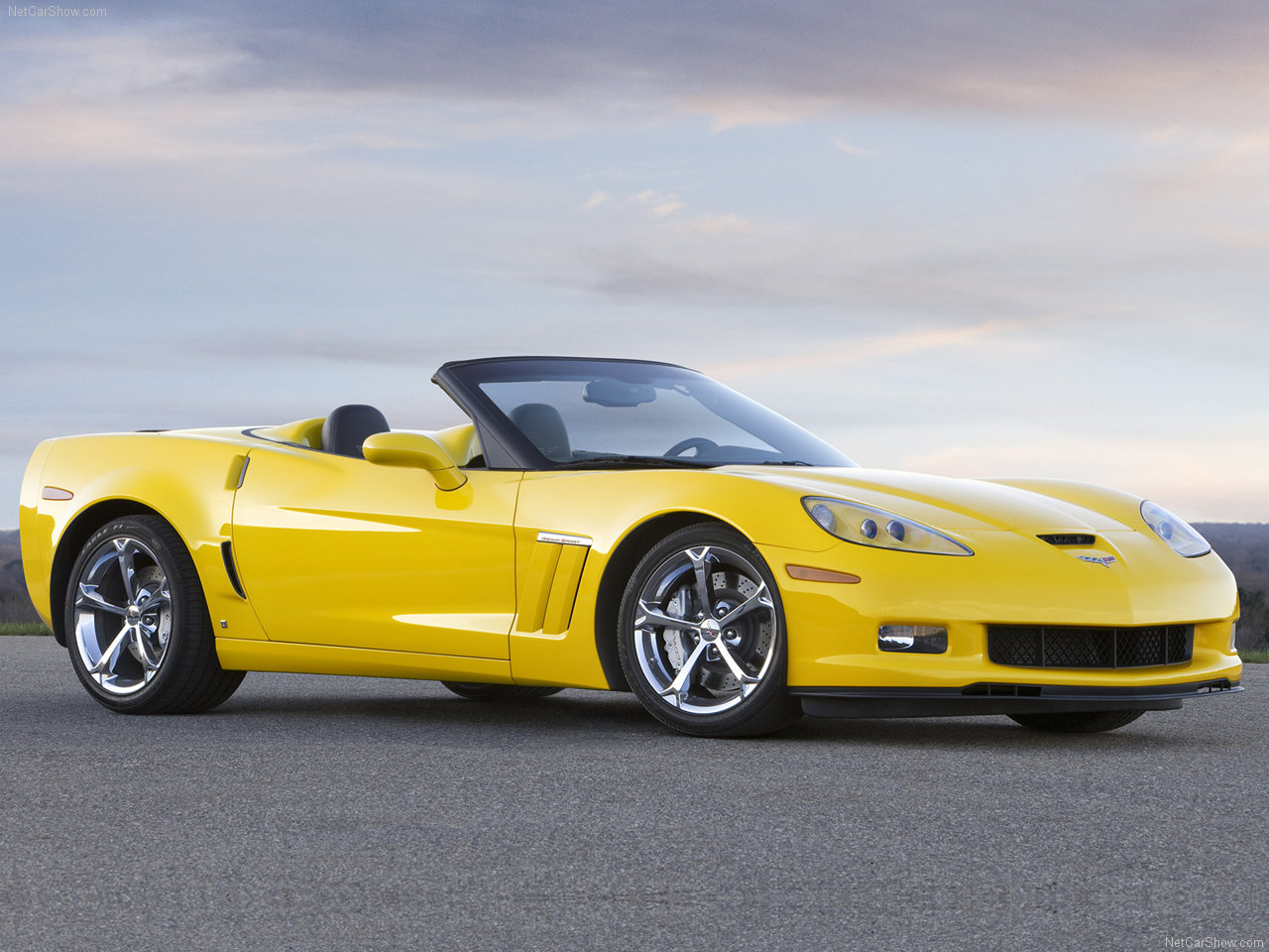 New Cars Amp Used Cars Chevrolet Corvette Grand Sport 2010