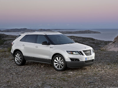 Saab 9-4X 2012 New Crossover