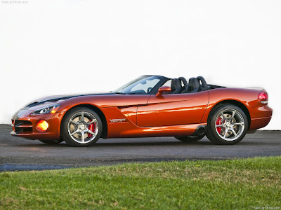 Dodge Viper SRT10 2010 sports car