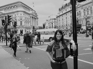 Me @ Picadilly Circus, London
