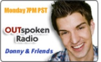 Listen to my Interview with Donny Meacham from OutSpoken Radio on LA Talk Radio