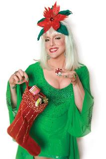 Hedda Lettuce's annual Christmas Show, Lettuce Rejoice 2010