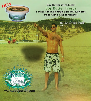 Boy Butter Fresca is out of this world!