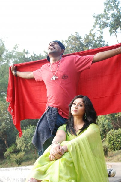 Bangla Film The Director popy and marjuk rasel