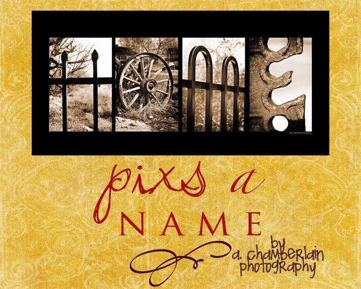 pixs a name