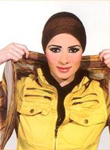 ربطات حجاب باشكال مختلفه 2013 - ربطات حجاب 2013 - احدث ربطات الحجاب 2013 kamar_03.jpg