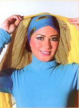 ربطات حجاب باشكال مختلفه 2013 - ربطات حجاب 2013 - احدث ربطات الحجاب 2013 kamar_033.jpg