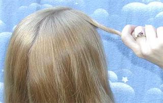 خطوات تضفير الشعر للبنات فى المدرسه وا الضفائر لفرنسيه بالصور 4857