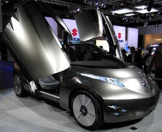 Nissan Exec