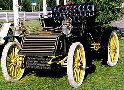 Eldredge Runabout 1904