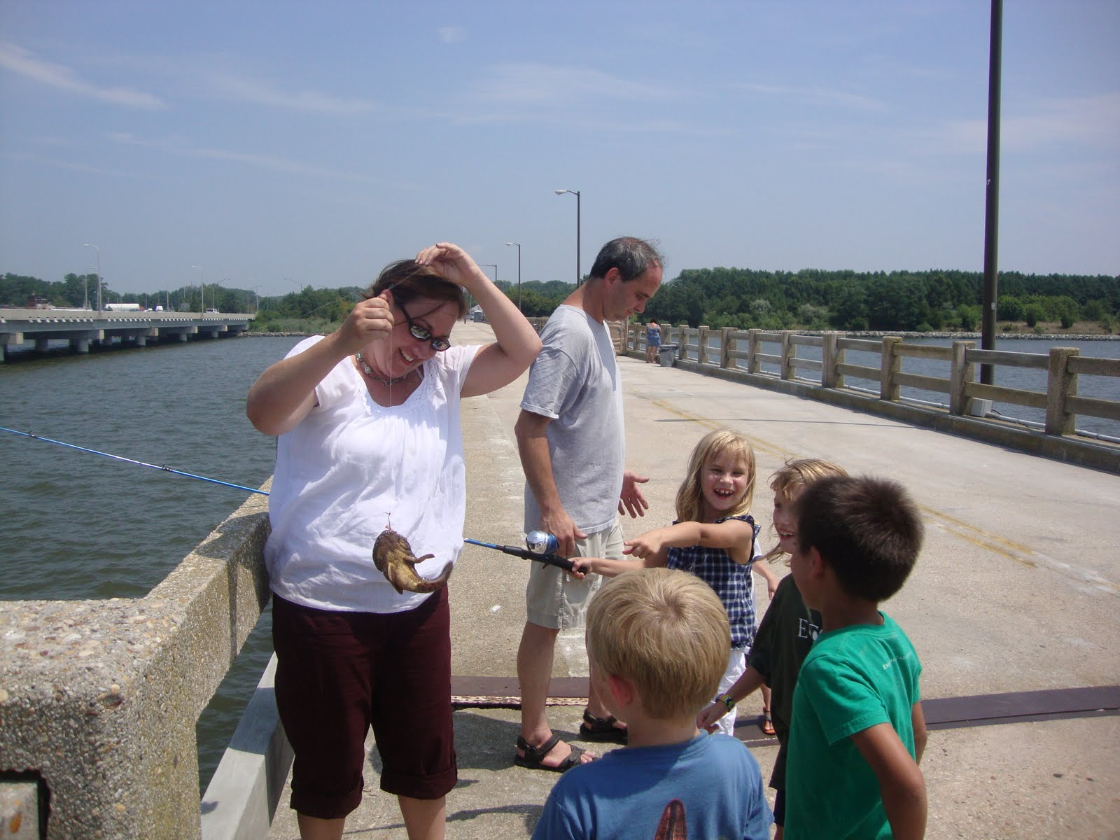 Green team gazette a reel expert can tackle anything for Bill burton fishing pier state park