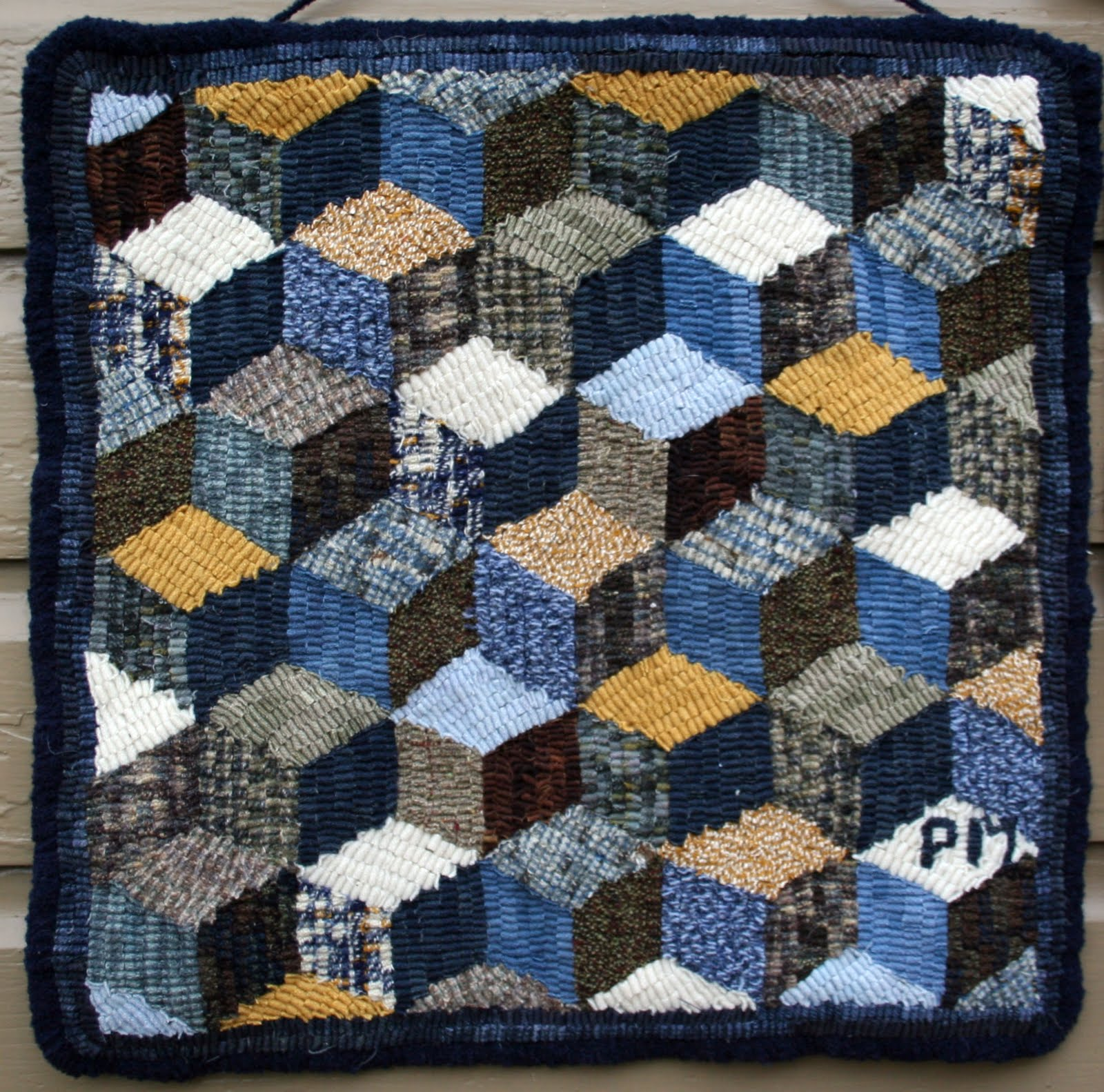 RagingWool: The Quilt Rugs