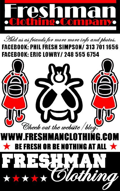 FreshmanInfo