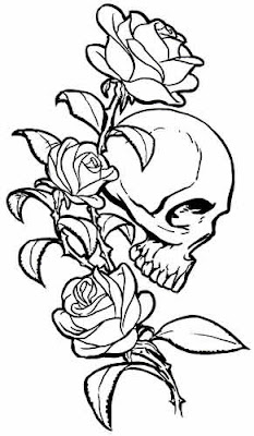 Tatto Machine on Cool Tattoo Zone  Skull Tattoo Designs Gallery