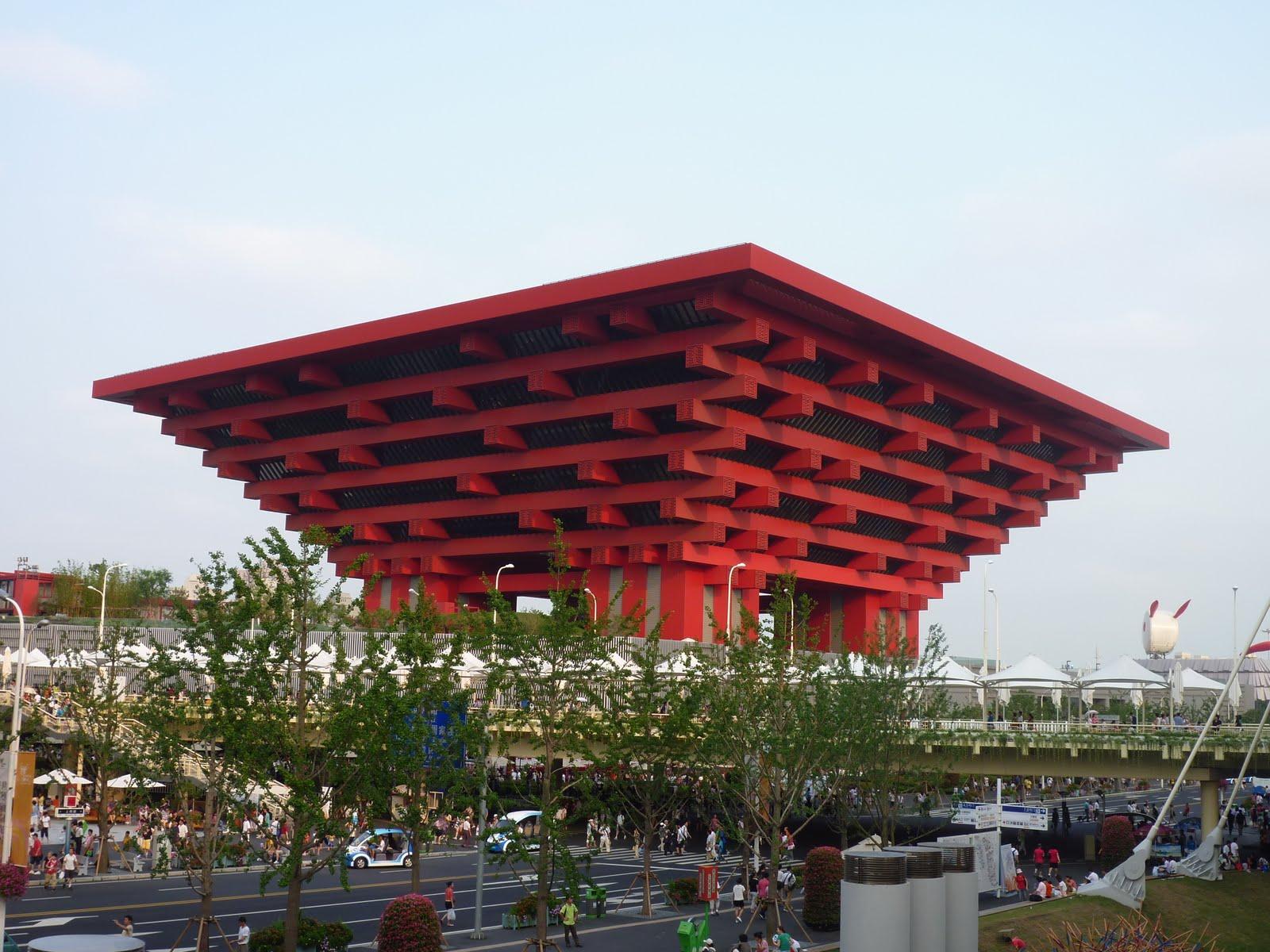 World expo 2010 shanghai china china pavilion at expo 2010 for Expo 2010 pavilions