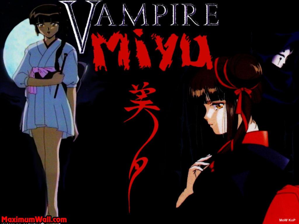 vampire princess miyu Vampire Princess Miyu Wallpaper