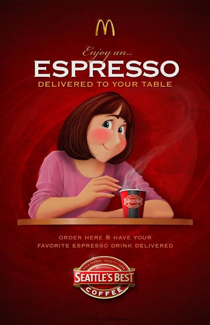 ESPRESSO ADVERTISING