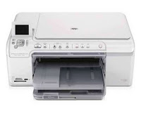HP Photosmart Color Flatbed All-in-One Printer