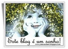 Meu 2* selinho Este Blog é um Sonho !!!