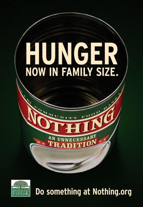 Social Ads Rhode Island Food Bank