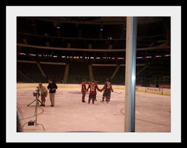 Minnesota Wild Photo Shoot