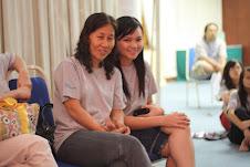 Cikgu Loh & Carrie Grace