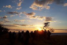 Sunset at Mahukona