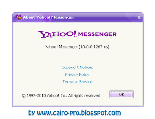 Yahoo! Messenger 10 full  last version