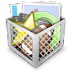 Solve the problem change the shape of the trash can icon to the form of a folder حل مشلكة تغير شكل سلة المهملات