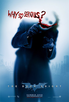 Batman Poster Why So Serious