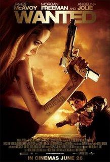 Filme Poster O Procurado DVDRip XviD Dublado