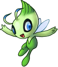 [OU] it's my offensive revolution! Celebi