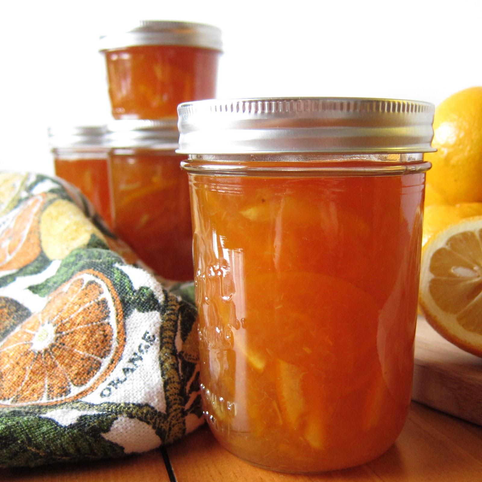 Arctic Garden Studio: Seville Orange Marmalade