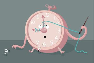 a stitch in time proverb