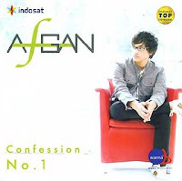 Album Afgan - Confession No 1