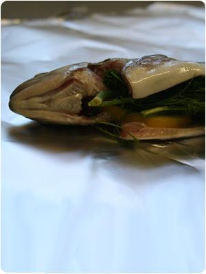 Forelle, Fisch, Grillen, Rezept, Selbermachen