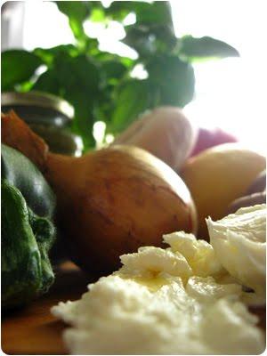 Gemüse, Pita, Brot, Sandwich, Zutaten, Pesto, Selbermachen; Rezept, Video