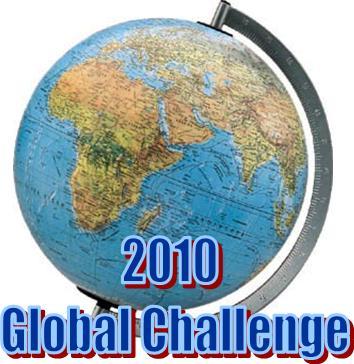 Dj S Krimiblog 2010 Global Reading Challenge Finished