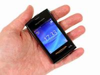 Sony Ericsson Yendo On Hand