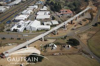 Gautrain = Viaduct 13