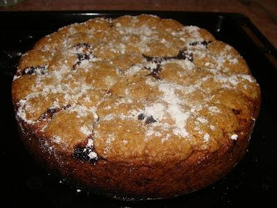 Пирог с повидлом, рецепт