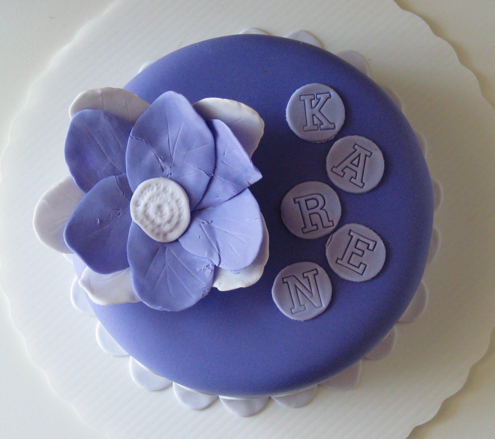 Heavenly Bites Cakes Sweet Shades Of Purple